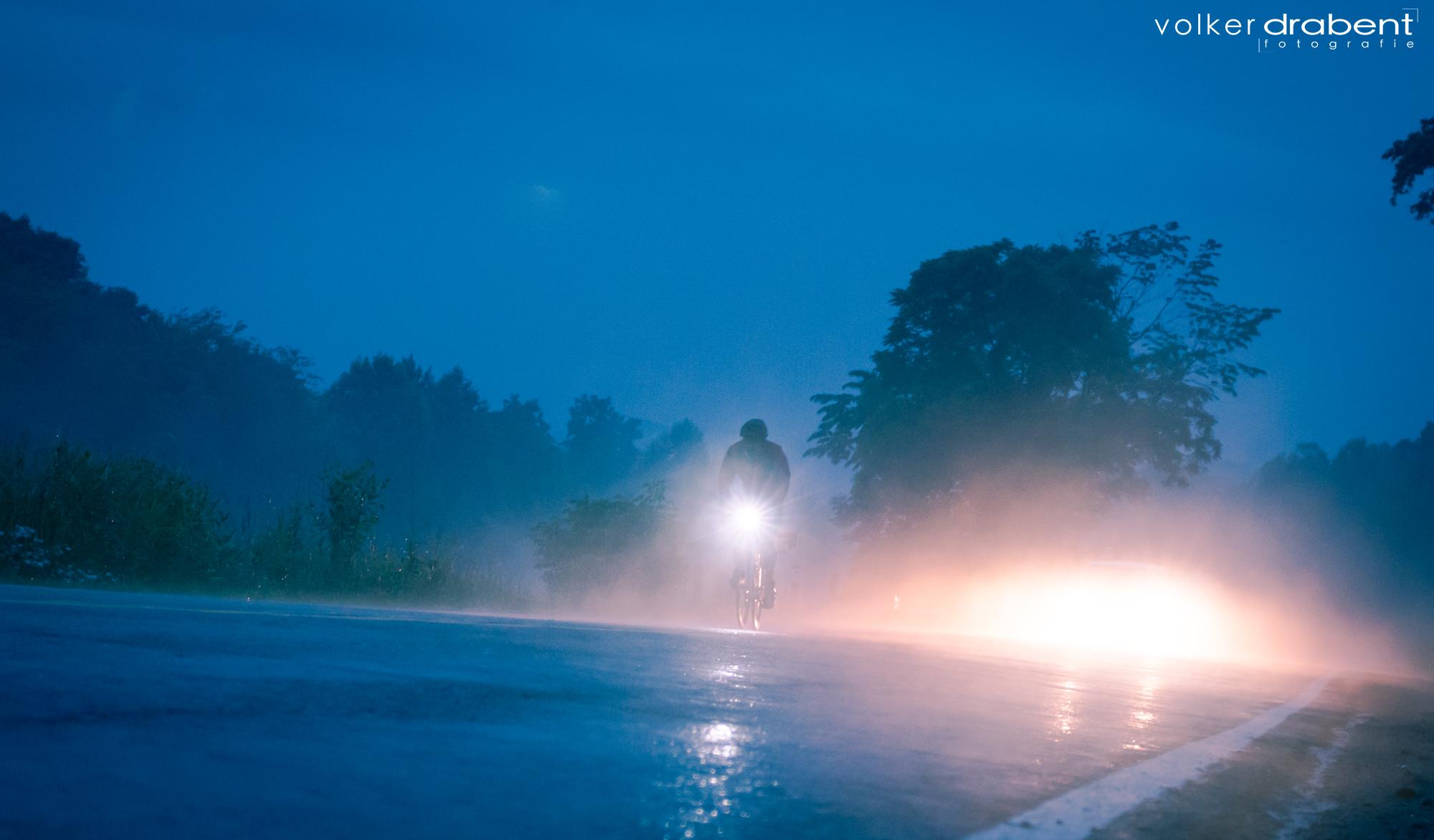 Nachts in den Appalachen